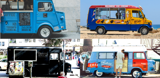 How To Start A Food Truck Business: Food Truck Design (+8 Examples)